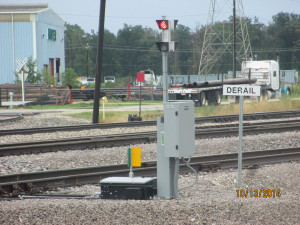 DTMF d-rail